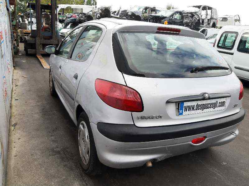 PEUGEOT 206 BERLINA XT  1.9 Diesel (69 CV) |   12.98 - 12.02_img_3
