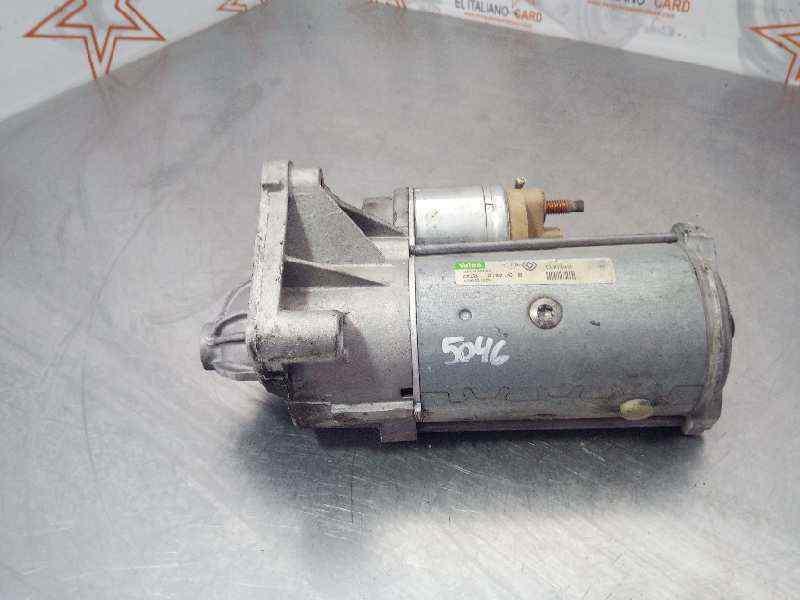 MOTOR ARRANQUE RENAULT MEGANE II BERLINA 5P Dynamique  1.9 dCi Diesel (120 CV) |   07.04 - ..._img_0