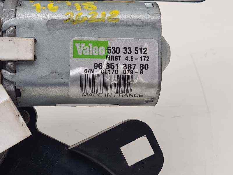 MOTOR LIMPIA TRASERO PEUGEOT PARTNER KASTEN Confort L1  1.6 16V HDi CAT (75 CV)     0.08 - ..._img_1