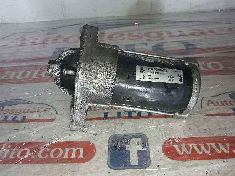 MOTOR ARRANQUE RENAULT TRAFIC FURGÓN L1H1 2,7t  1.6 dCi Diesel (120 CV) |   ..._img_0
