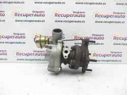 turbocompresor audi a3 (8l) 1.9 tdi ambiente (90 cv) 1999-
