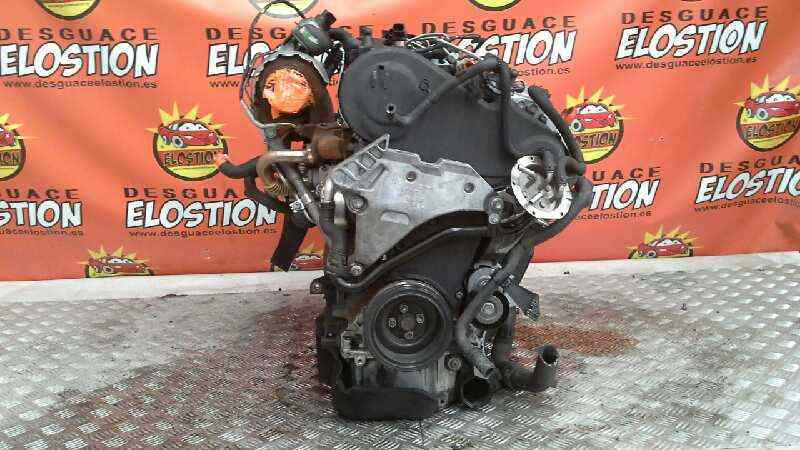 MOTOR COMPLETO SEAT ALTEA XL (5P5) Reference Ecomotive  1.6 TDI (105 CV) |   10.09 - 12.13_img_3