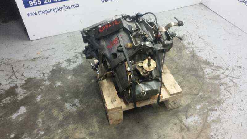 CAJA CAMBIOS PEUGEOT PARTNER (S2) Combi Pro  1.9 Diesel (69 CV) |   11.02 - 12.04_img_4