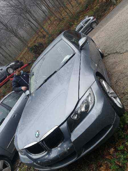 MANDO LUCES BMW SERIE 3 BERLINA (E90) 320d  2.0 16V Diesel (163 CV) |   12.04 - 12.07_img_4