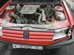 peugeot 309 xs injection  1.4  (84 cv) 1988-  VSC3AY2A210