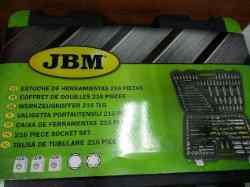herramientas » sin identificar  JBM 216 PIEZAS