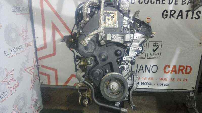 MOTOR COMPLETO PEUGEOT 307 (S1) XR Clim Plus  1.6 HDi (109 CV) |   07.04 - 12.05_img_1
