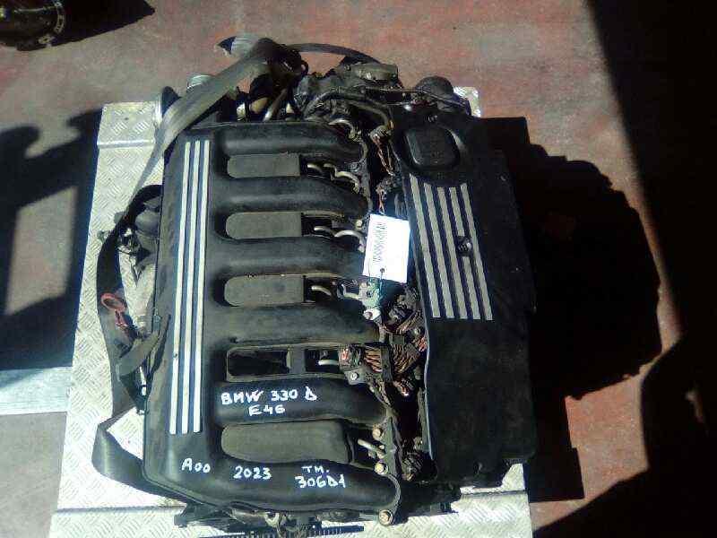 MOTOR COMPLETO BMW SERIE 3 BERLINA (E46) 330d  3.0 24V Turbodiesel CAT (184 CV) |   02.00 - 12.03_img_1