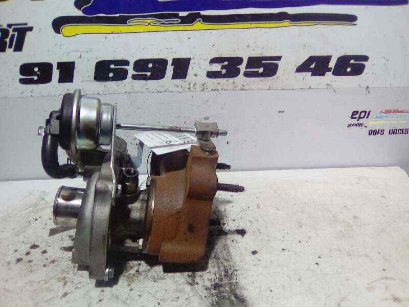 TURBOCOMPRESOR RENAULT KANGOO (F/KC0) Alize  1.5 dCi Diesel (65 CV) |   03.03 - 12.07_img_2
