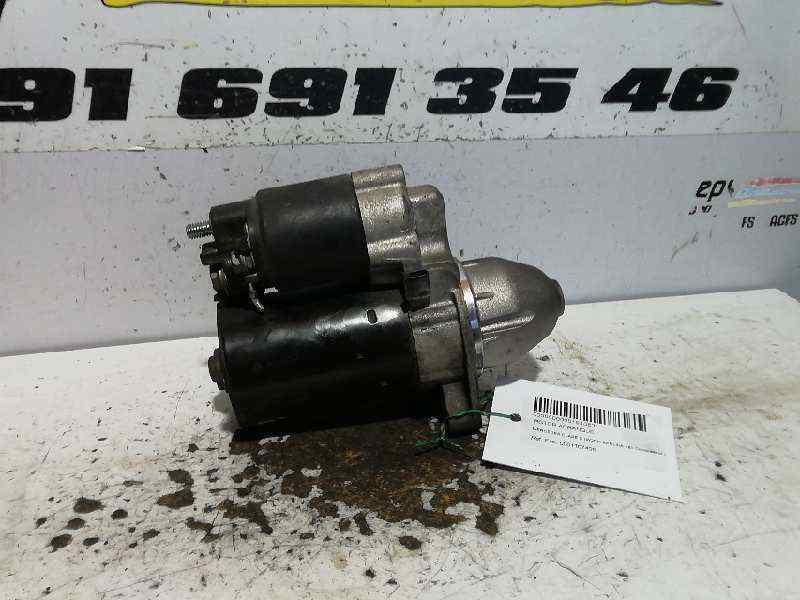 MOTOR ARRANQUE MERCEDES CLASE C (W203) BERLINA 180 Compressor (203.046)  1.8 CAT (143 CV)     03.02 - 12.06_img_3