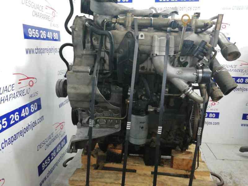 MOTOR COMPLETO CHRYSLER VOYAGER (RG) 2.5 CRD SE Grand Voyager   (143 CV)     03.01 - 12.03_img_0