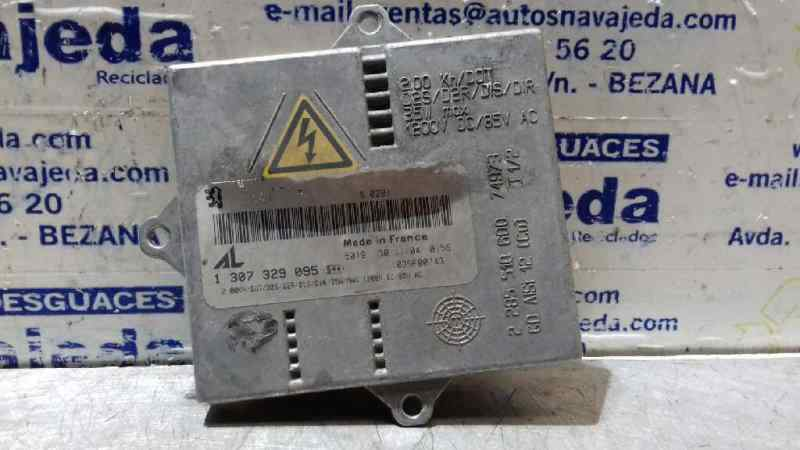 CENTRALITA FAROS XENON PEUGEOT 407 SW ST Sport Pack  2.0 16V HDi FAP CAT (RHR / DW10BTED4) (136 CV) |   05.04 - 12.07_img_0