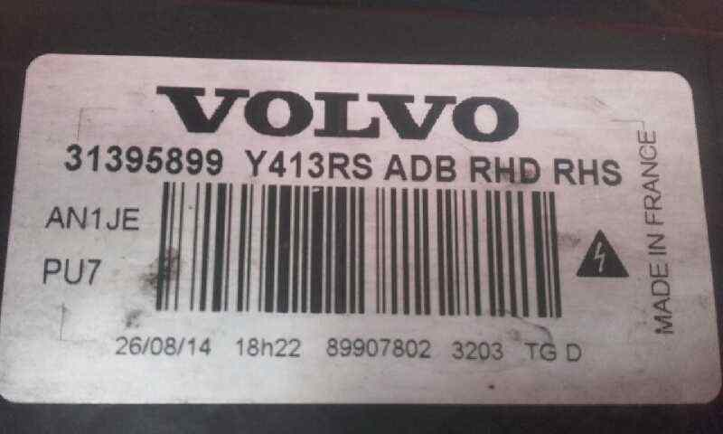 NO IDENTIFICADO VOLVO XC60 R-Design AWD  2.4 Diesel CAT (215 CV) |   05.11 - 12.13_img_3
