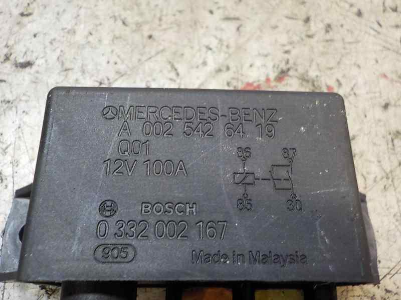 MODULO ELECTRONICO MERCEDES CLASE E (W211) BERLINA E 350 (211.056)  3.5 V6 CAT (272 CV)     10.04 - 12.09_img_2