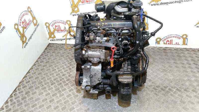 MOTOR COMPLETO SEAT IBIZA (6K) CL  1.9 Diesel CAT (1Y) (64 CV) |   09.95 - ..._img_0