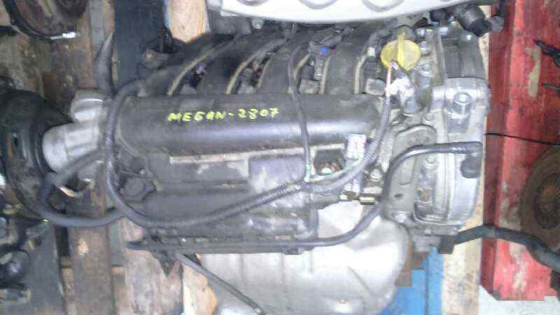 MOTOR COMPLETO RENAULT MEGANE II CLASSIC BERLINA Confort Dynamique  1.6 16V (112 CV) |   11.05 - ..._img_0