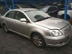 TOYOTA AVENSIS BERLINA (T25) 2.0 Turbodiesel CAT