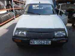 citroen c15 d  1.8 diesel (161) (60 cv) 161A VS7VDPB0003