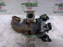 turbocompresor citroen c3 1.4 hdi audace (68 cv) 2007-2008