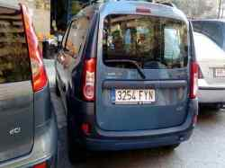 dacia logan laureate  1.5 dci diesel cat (86 cv) 2007-2009 K9K796 UU1KSD0W538