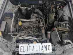 NISSAN ALMERA (N16/E) 1.5 dCi Turbodiesel CAT