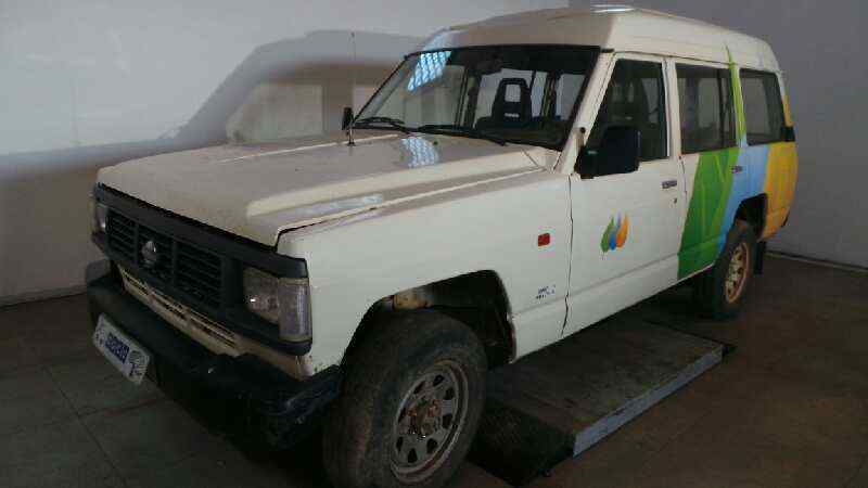 PEDAL ACELERADOR NISSAN PATROL (K/W260) Largo TA  2.8 Diesel (95 CV) |   03.89 - 12.98_img_4
