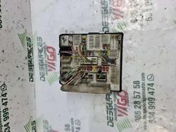 caja reles / fusibles renault megane ii berlina 5p authentique  1.5 dci diesel (106 cv) 2005- 8200455424