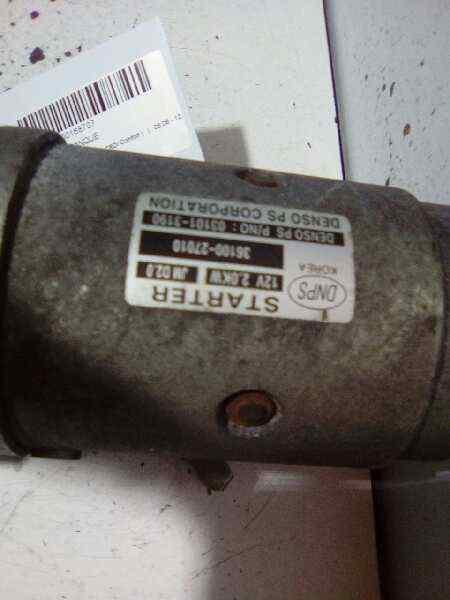 MOTOR ARRANQUE HYUNDAI SONATA (NF) 2.0 CRDI Comfort I   (140 CV) |   05.06 - 12.08_img_2