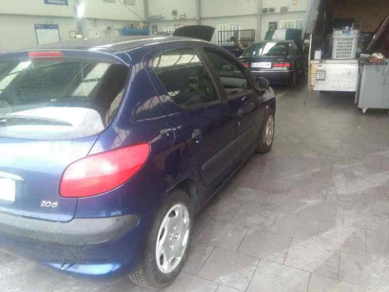 PEUGEOT 206 BERLINA XR  1.9 Diesel (69 CV) |   06.98 - 12.02_img_5