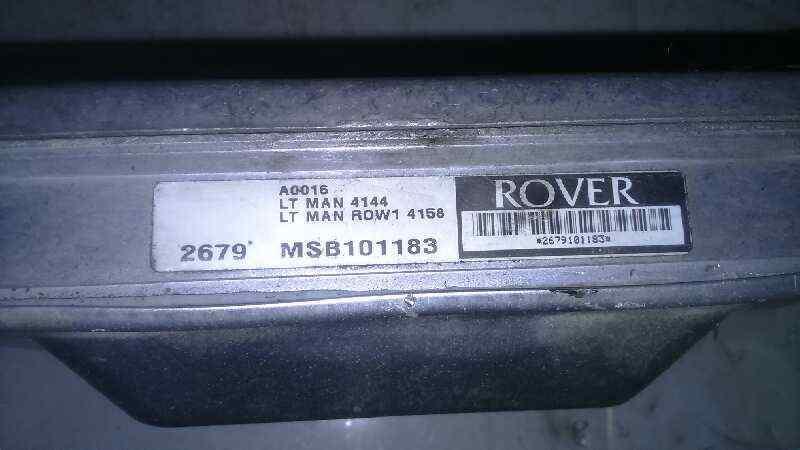 CENTRALITA MOTOR UCE LAND ROVER DISCOVERY (LT) TD5  2.5 Turbodiesel (139 CV) |   01.99 - 12.01_img_3