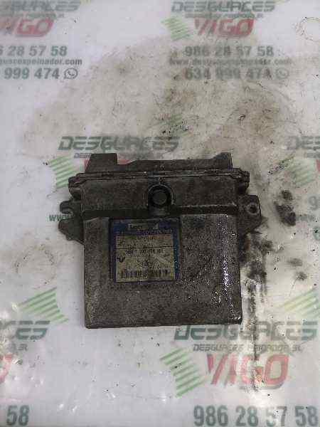 CENTRALITA MOTOR UCE RENAULT CLIO II FASE I (B/CBO) 1.9 D   (64 CV) |   0.98 - ..._img_0