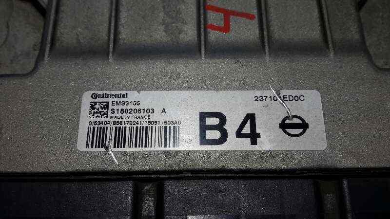 CENTRALITA MOTOR UCE NISSAN PULSAR (C13) Acenta  1.2 16V CAT (116 CV)     07.14 - 12.15_img_1