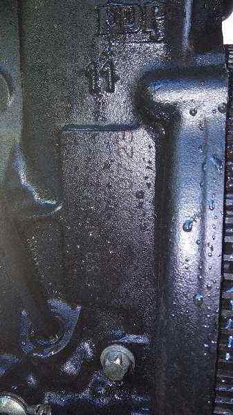 MOTOR COMPLETO RENAULT MEGANE I FASE 2 CLASSIC (LA..) 1.9 D Authentique   (64 CV) |   10.00 - 12.01_img_2