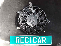 ELECTROVENTILADOR RADIADOR AIRE ACONDICIONADO TOYOTA COROLLA (E11) 1.3 Linea Terra (3-ptas.)  1.4 16V CAT (86 CV) |   12.97 - 12.00_img_0