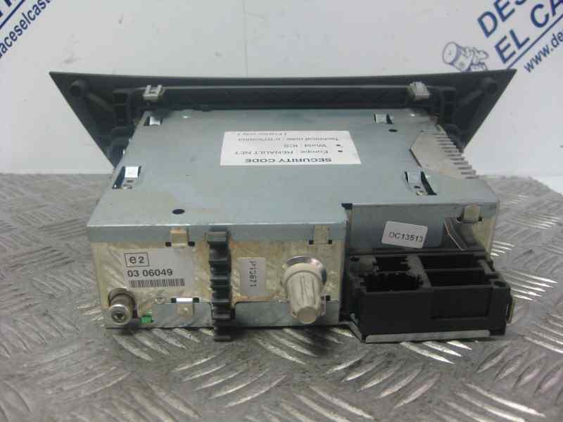 SISTEMA AUDIO / RADIO CD RENAULT LAGUNA III Dynamique  2.0 dCi Diesel CAT (150 CV) |   09.07 - 12.09_img_2
