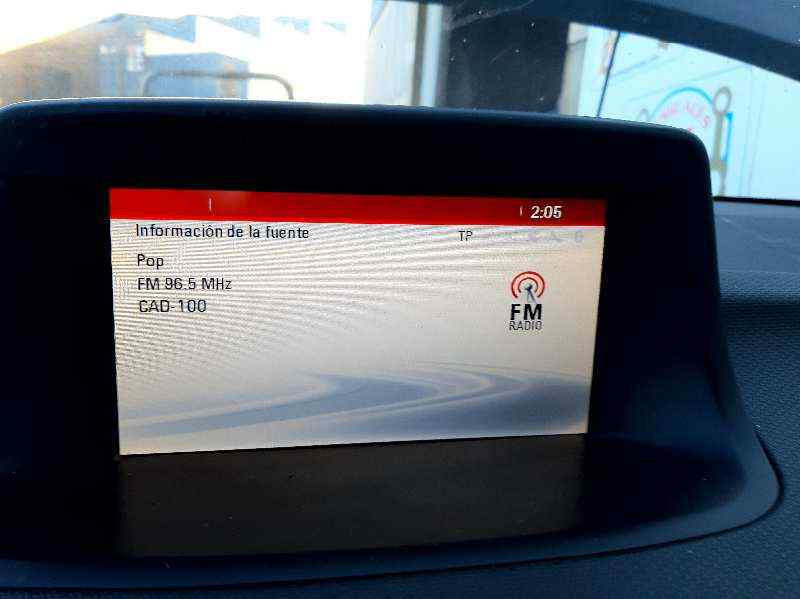 OPEL MERIVA B Selective  1.4 16V Turbo (bivalent. Gasolina / LPG) (120 CV) |   01.12 - 12.15_img_5