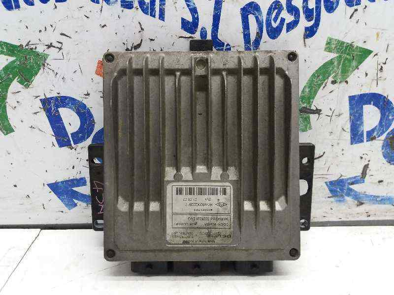 CENTRALITA MOTOR UCE RENAULT CLIO II FASE II (B/CB0) Authentique  1.5 dCi Diesel (82 CV) |   0.01 - ..._img_0
