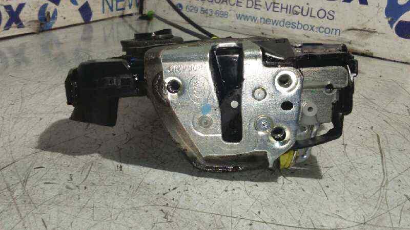 CERRADURA PUERTA DELANTERA IZQUIERDA  TOYOTA AURIS Active  1.4 Turbodiesel CAT (90 CV) |   09.12 - 12.15_img_1