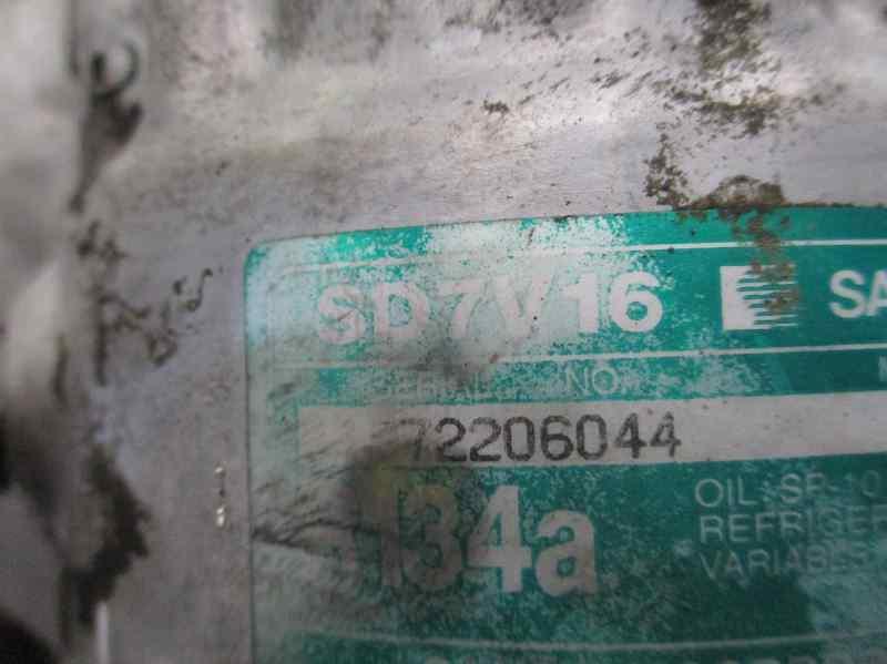 COMPRESOR AIRE ACONDICIONADO PEUGEOT 206 BERLINA XT  2.0 HDi CAT (90 CV)     12.99 - 12.05_img_1