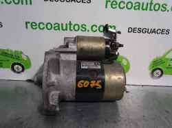 motor arranque peugeot 206 berlina xr 1.1 (60 cv) 1998-2002