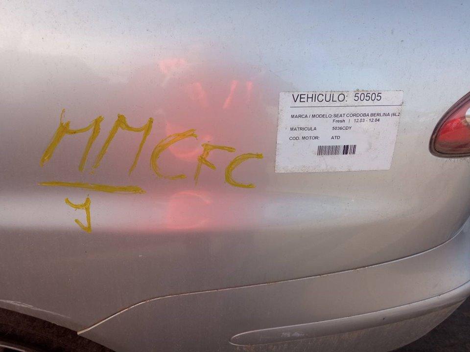 DESPIECE MOTOR SEAT CORDOBA BERLINA (6L2) Fresh  1.9 TDI (101 CV) |   12.03 - 12.04_img_3