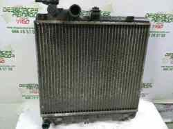 radiador agua hyundai atos (mx) gl 1.0 cat (58 cv) 2001