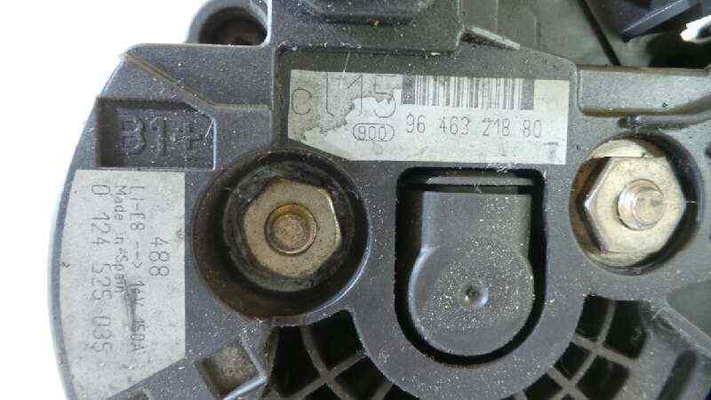 ALTERNADOR PEUGEOT 307 BREAK / SW (S1) BREAK XS  1.6 HDi (109 CV) |   06.04 - 12.05_img_1