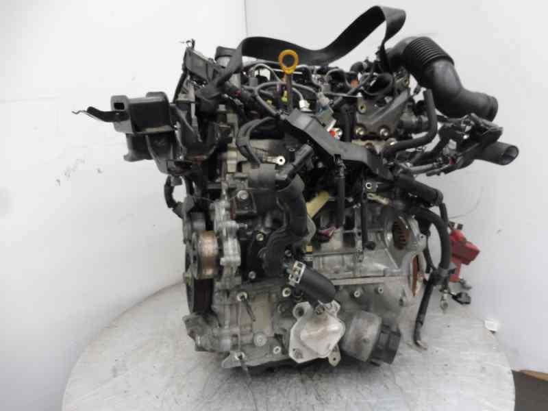 MOTOR COMPLETO TOYOTA YARIS TS  1.4 Turbodiesel CAT (90 CV)     11.08 - 12.10_img_5