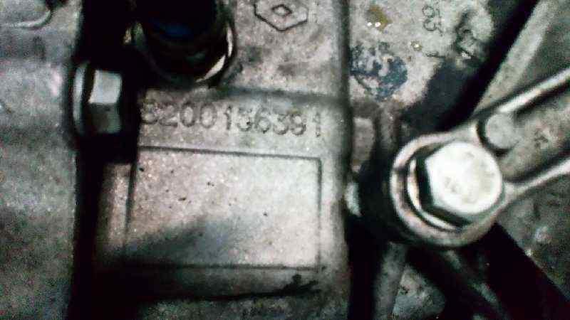 CAJA CAMBIOS RENAULT SCENIC II Authentique  1.9 dCi Diesel (120 CV) |   10.06 - ..._img_1