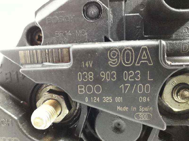 ALTERNADOR SEAT TOLEDO (1M2) Signo  1.9 TDI (110 CV) |   05.99 - 12.04_img_4