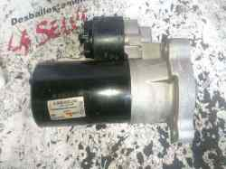 motor arranque peugeot 205 berlina 1.8 d generation   (58 cv) 1995-1998 0986013240