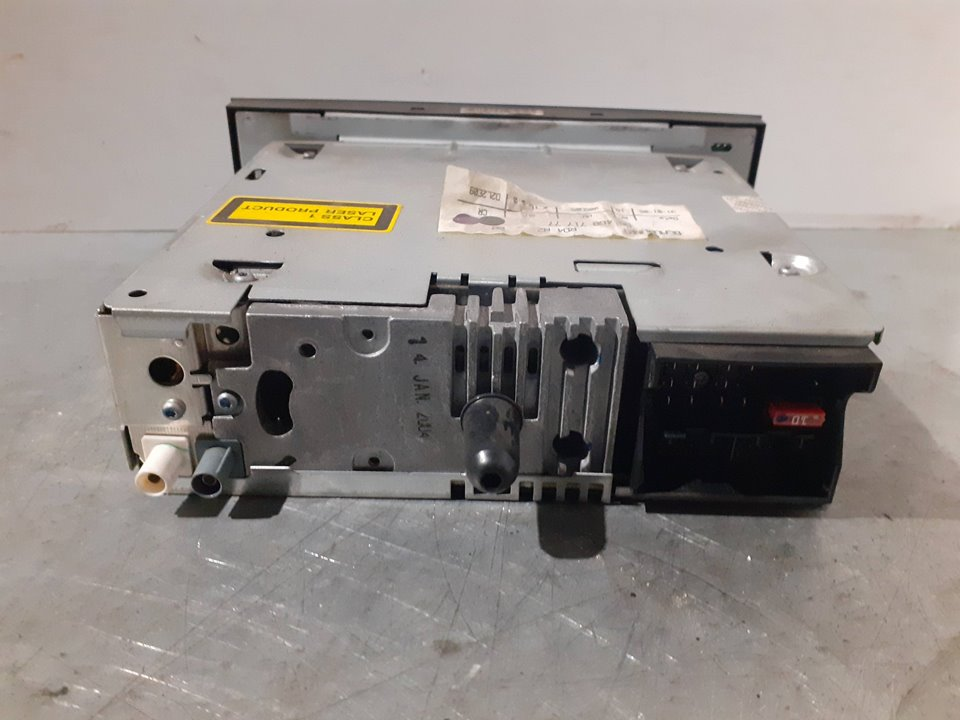 SISTEMA AUDIO / RADIO CD PEUGEOT 407 SW ST Sport Pack  2.0 16V HDi FAP CAT (RHR / DW10BTED4) (136 CV)     05.04 - 12.07_img_1