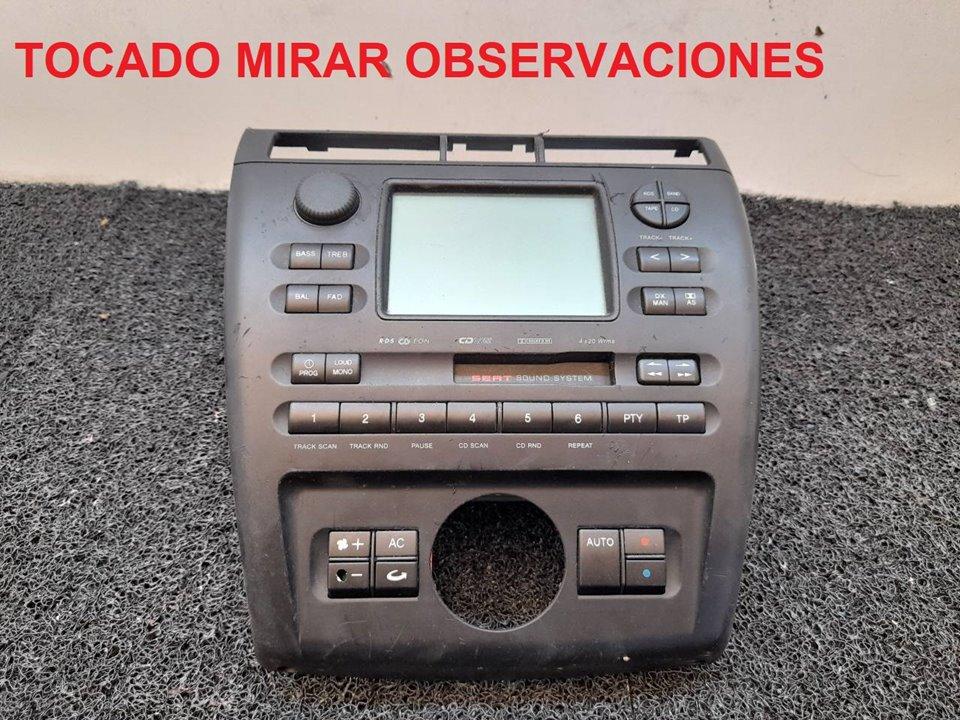 SISTEMA AUDIO / RADIO CD SEAT IBIZA (6K1) Stella  1.4  (60 CV) |   08.99 - 12.02_img_0