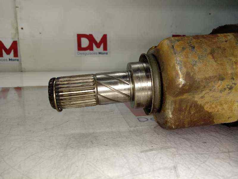 TRANSMISION DELANTERA IZQUIERDA NISSAN ALMERA (N16/E) Acenta  1.5 dCi Turbodiesel CAT (82 CV) |   12.02 - 12.04_img_1